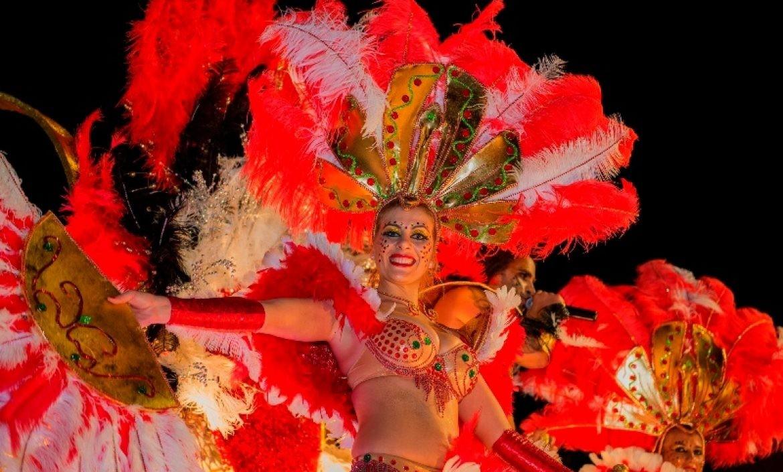 Carnaval na Ilha da Madeira