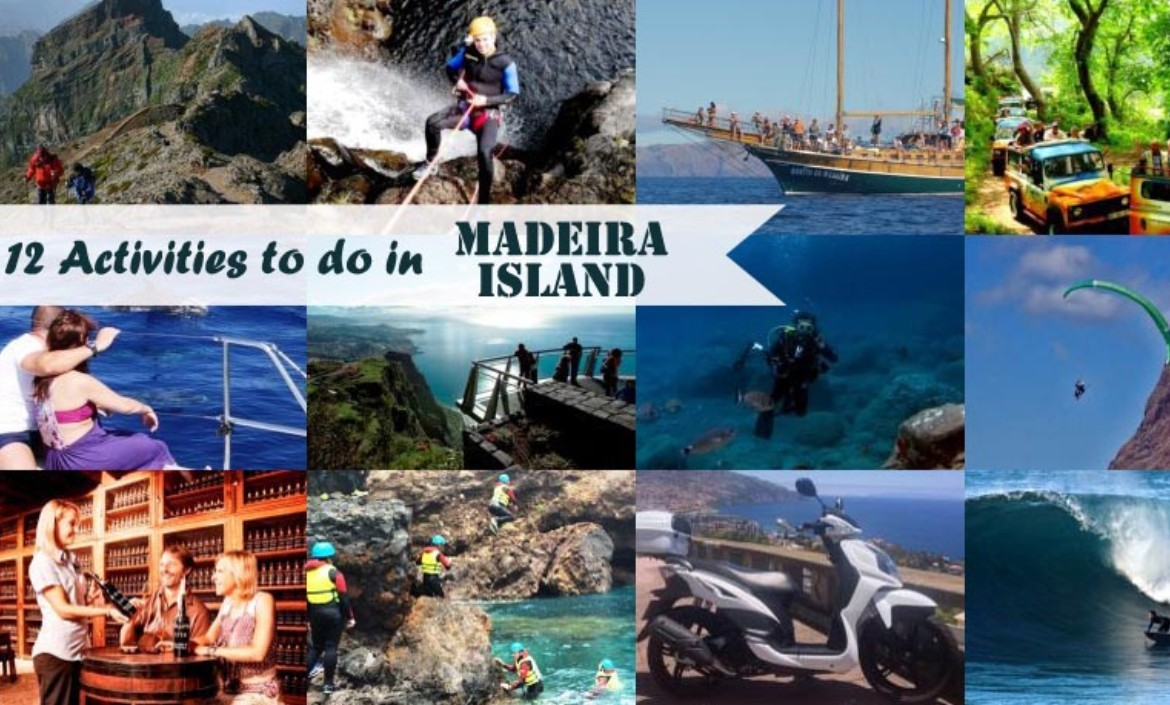 12 Activities To Do in Madeira Island