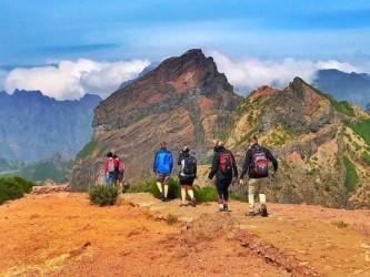 Madeira Highest Peaks Walk from Pico Areeiro to Ruivo