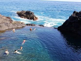 Skywalk & Porto Moniz Pools Northern Wonders Jeep Tour Full Day