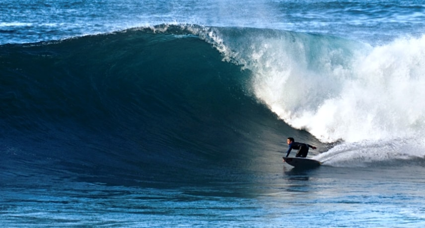 12. Surfing in Madeira Island