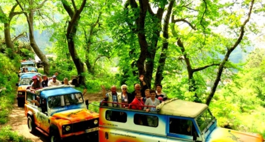 4. jeep tours in madeira island