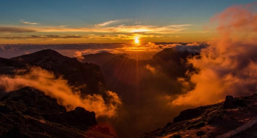 Лучшие места для наблюдения за закатом - Пику-ду-Ариейру (1)