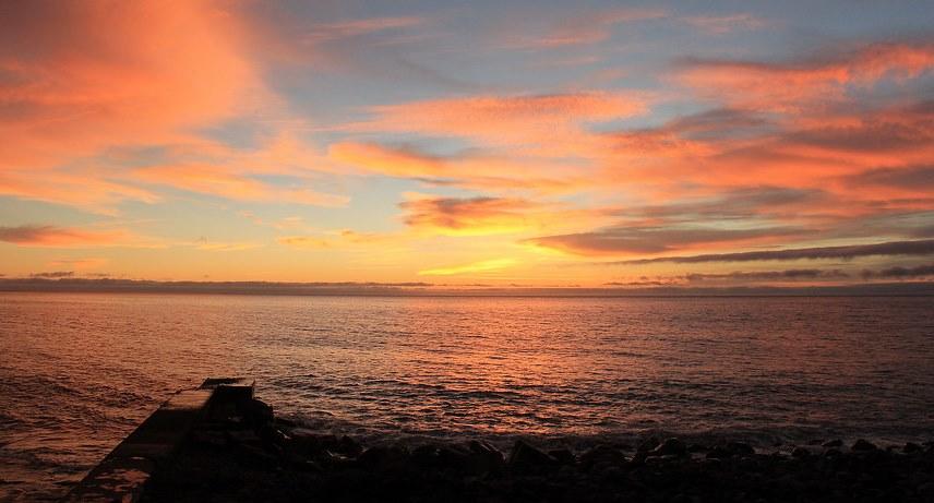 Лучшие места для наблюдения за закатом на Мадейре - Поль-ду-Мар