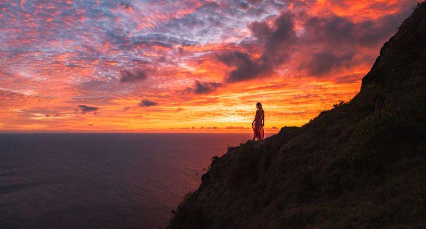 Лучшие места для наблюдения за закатом на Мадейре - смотровая площадка Понта-да-Ладейра (1)