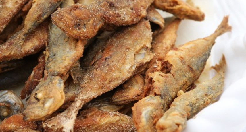 Chicharros Fritos - 17 plats que vous devez absolument essayer pendant vos vacances sur l'île de Madère