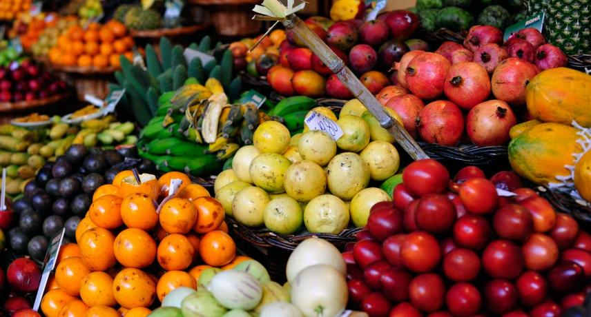 Frutas Tropicais - 17 Dishes You Absolutely Must Try During Your Vacation in Madeira Island