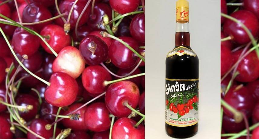 Ginja - 15 Drinks You Must Try in Madeira Island