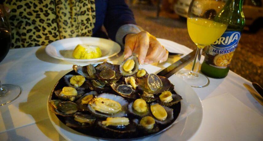 Lapas - 17 plats que vous devez absolument essayer pendant vos vacances sur l'île de Madère