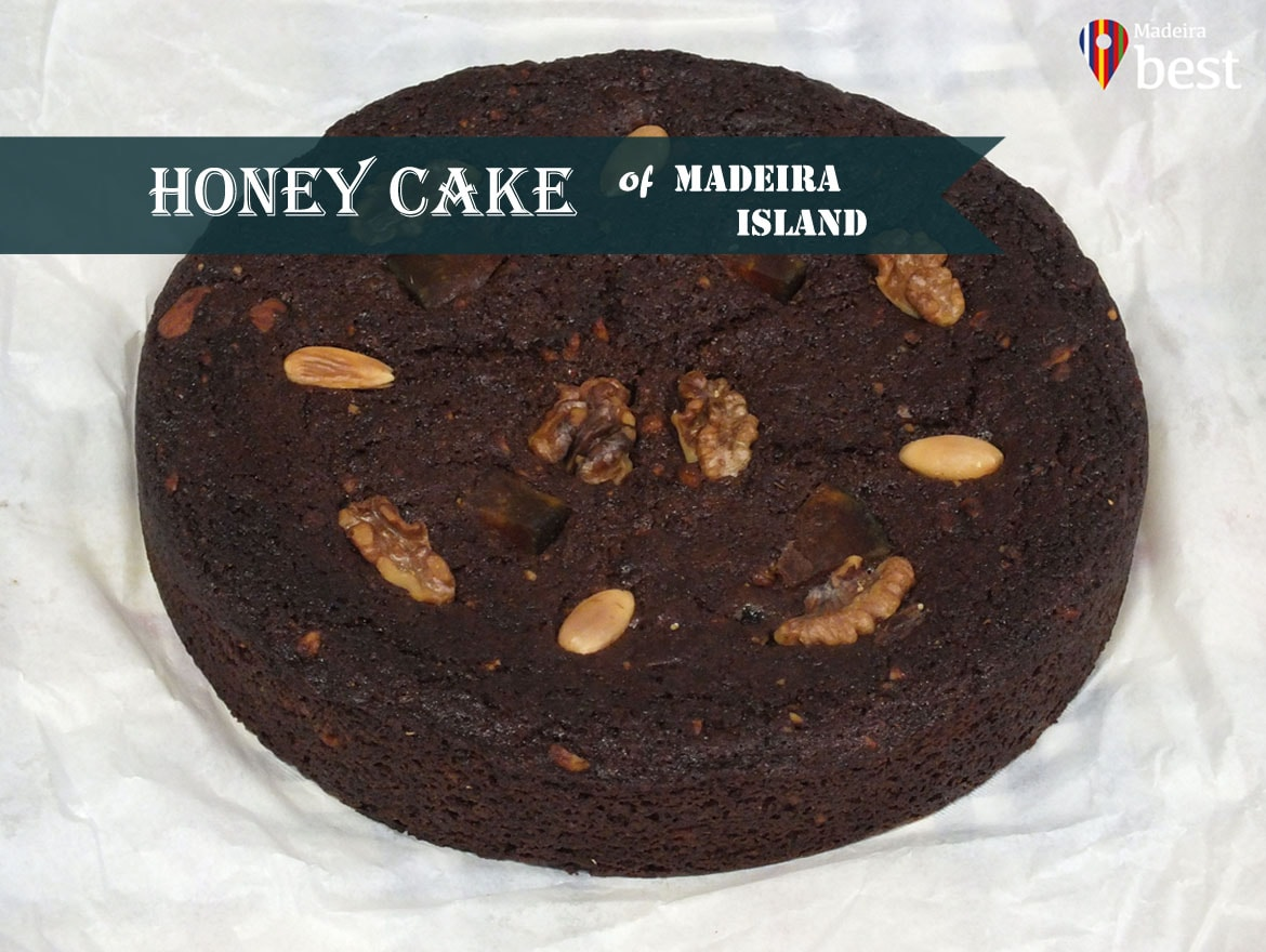 Madeira Island Honey Cake Receipe