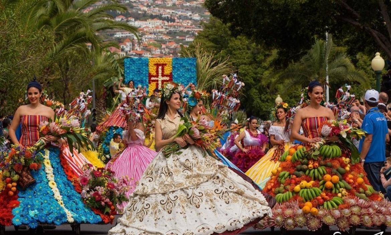 Праздник цветов на Мадейре 2021 - 2022