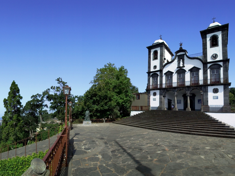 Monte-Church-Funchal-Madeira