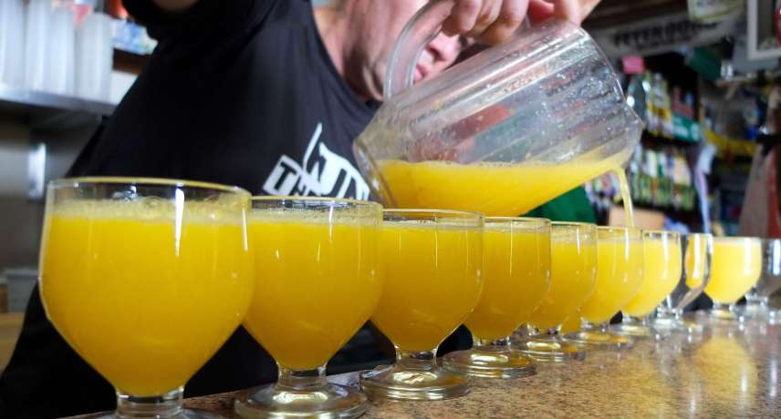 Poncha - 15 Drinks You Must Try in Madeira Island