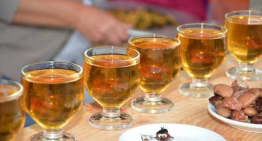Sidra -  15 Drinks You Must Try in Madeira Island