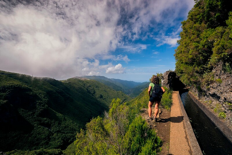 10 Reasons to Visit Madeira Island - Levada Walks