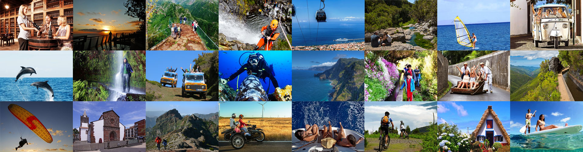 Madeira Outdoor Activities - 10 Reasons to Visit Madeira Island
