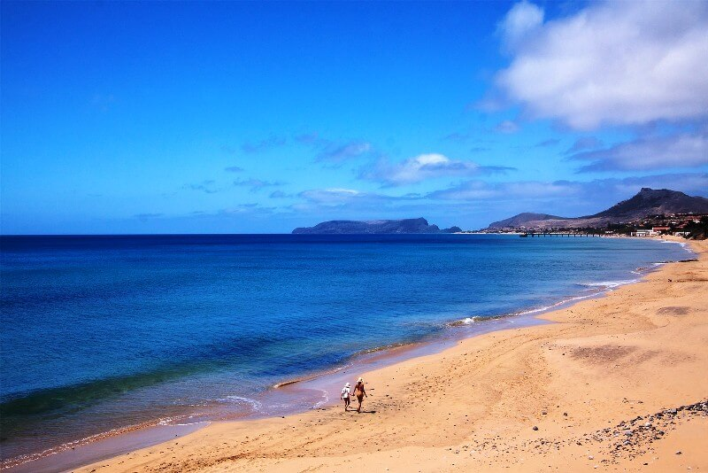 10 Reasons to Visit Madeira Island - Porto Santo golden beach